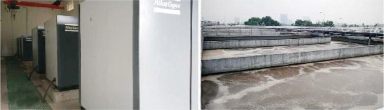 吴江盛泽水处理风机项目
