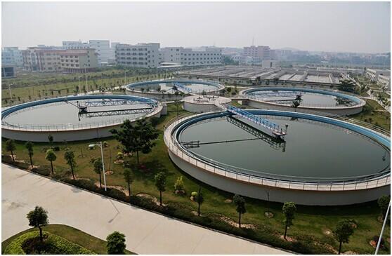 东莞南畲朗污水处理厂