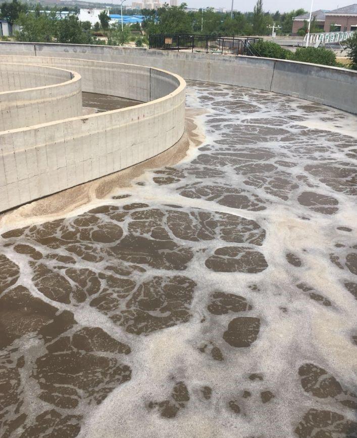 康巴什区污水处理厂提标改造工程