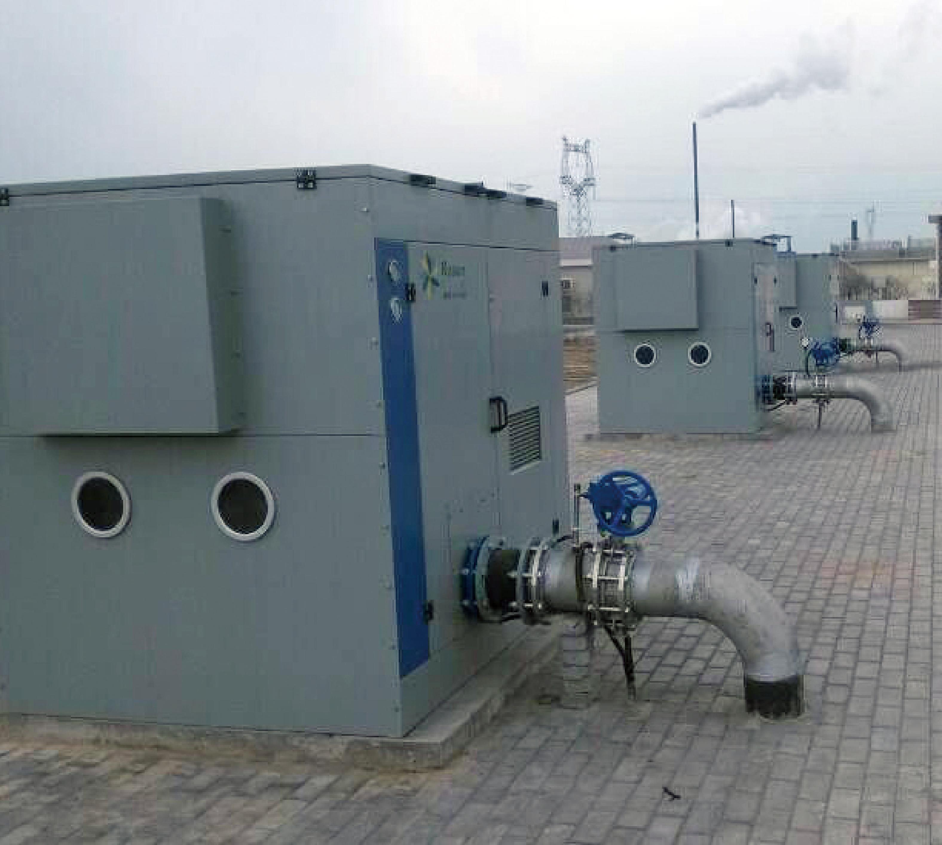 平罗县污水厂提标改造工程