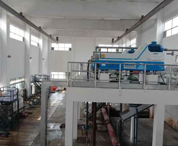 上海实业青浦污水厂
