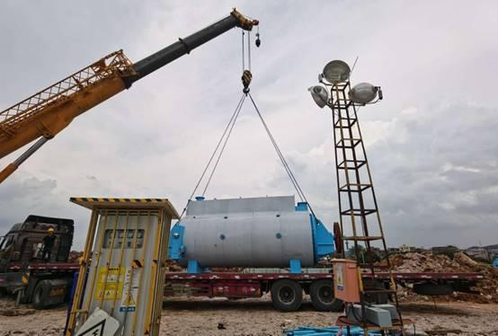 广州健康城净水厂项目